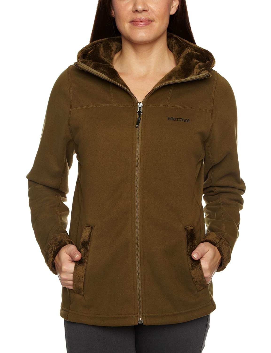 Marmot Damen Fleece Hoody Lakeside Women'