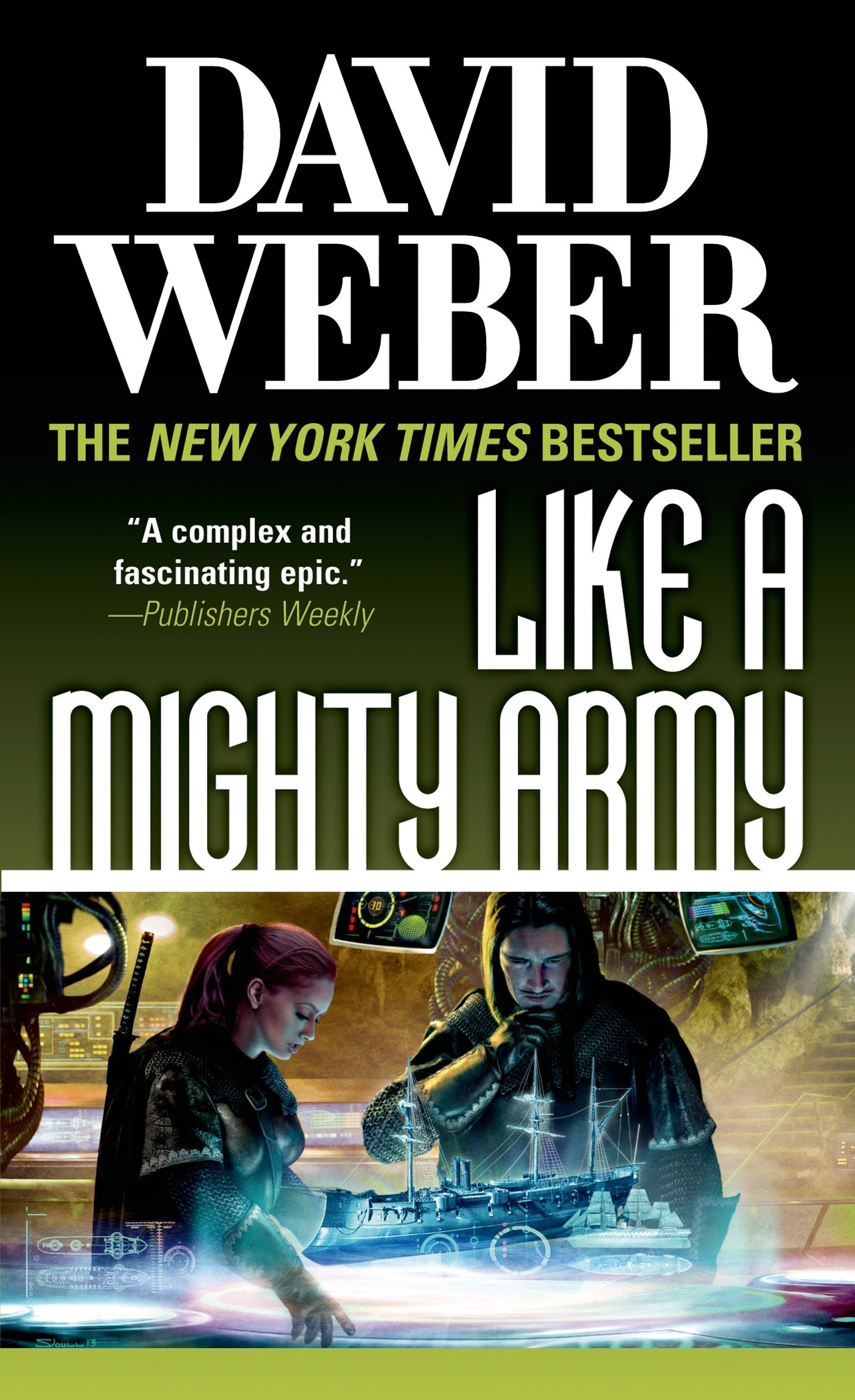 Like a Mighty Army (Safehold)  - David Weber