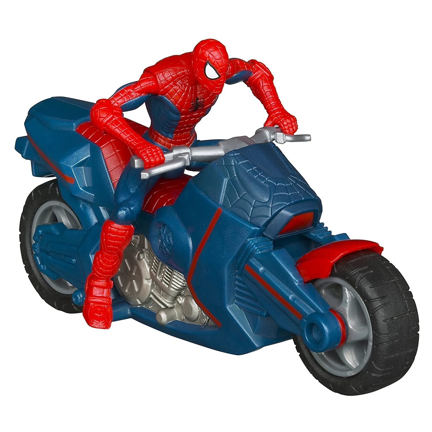 Marvel Ultimate Spider-Man Zoom N Go Motor [UK Import] kaufen