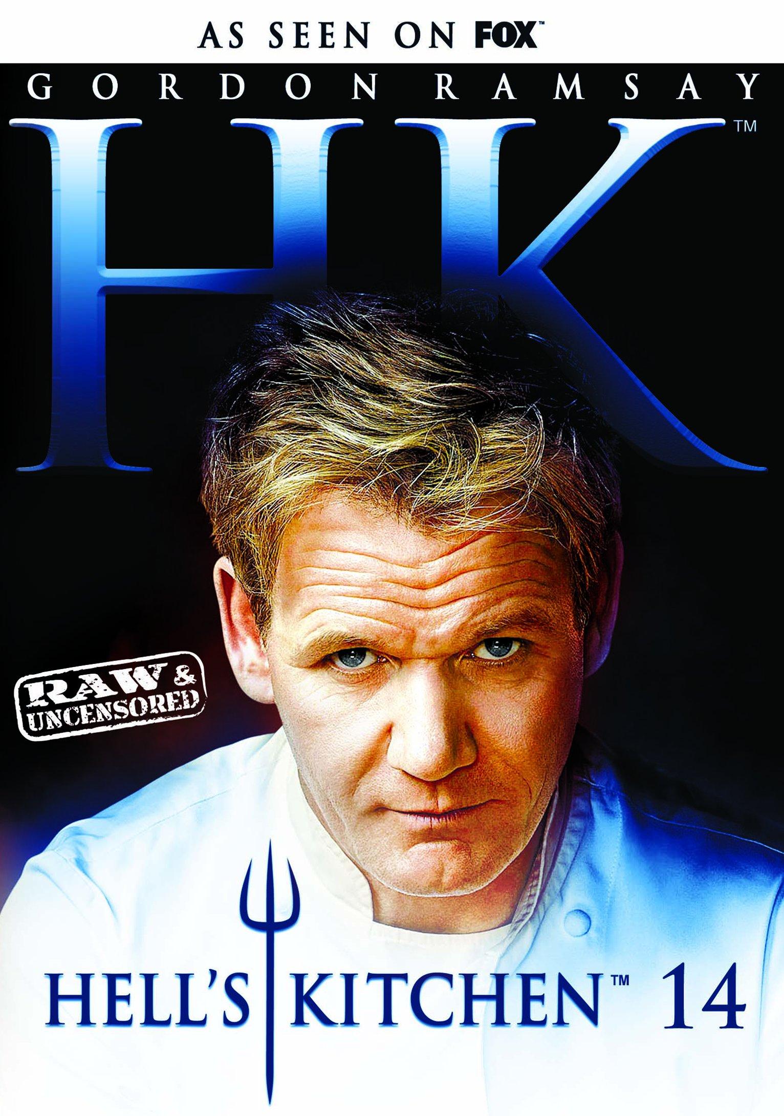 Hell S Kitchen Season  Dvd Release Date