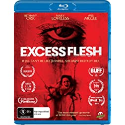 Excess Flesh [Blu-ray]
