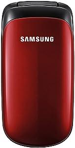 Samsung E1150i Klapphandy 3,6 cm Display rubyred  Bewertungen und Beschreibung