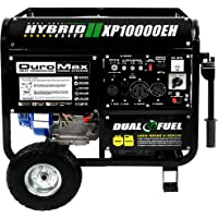 DuroMax XP10000EH 10000 Watt Gasoline Portable Generator (Blue)