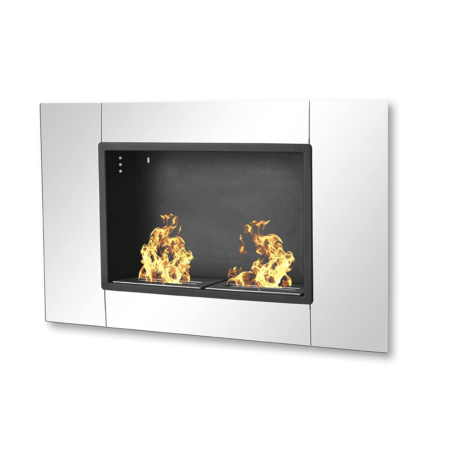 Wall Mounted Bio-Ethanol Fireplace