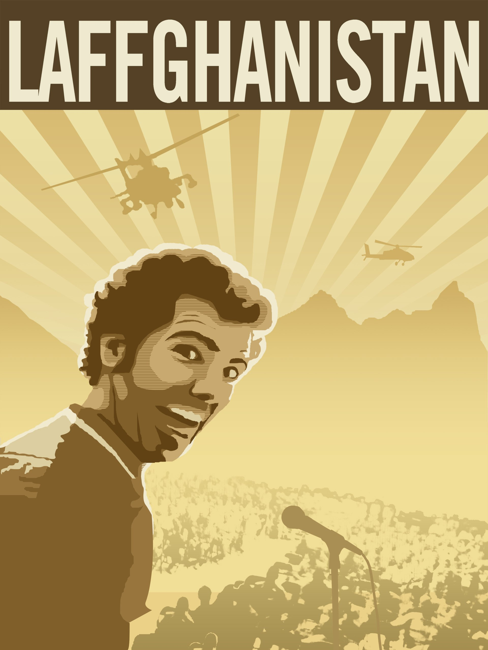 Laffghanistan: Comedy Down Range