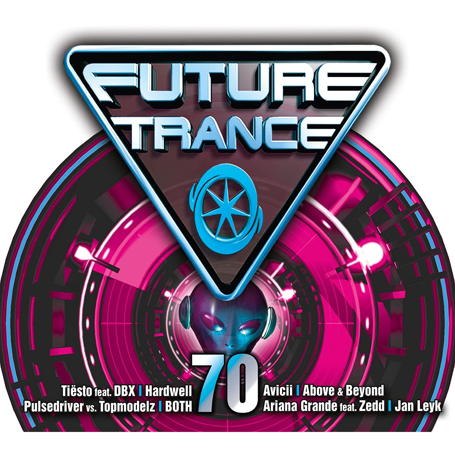 Various Artists-Future Trance Vol.70