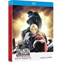 Fullmetal Alchemist on Blu-ray