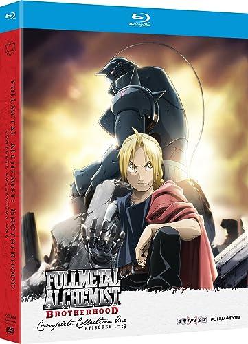 Fullmetal Alchemist on Blu-ray