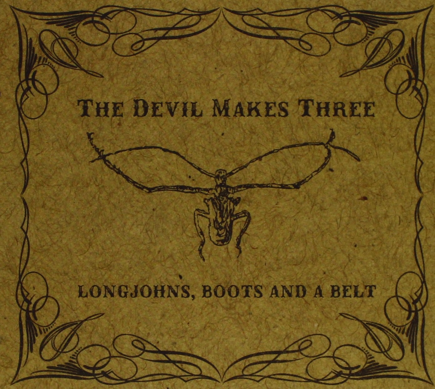 THE DEVIL MAKES THREE - THE PLANK LYRICS