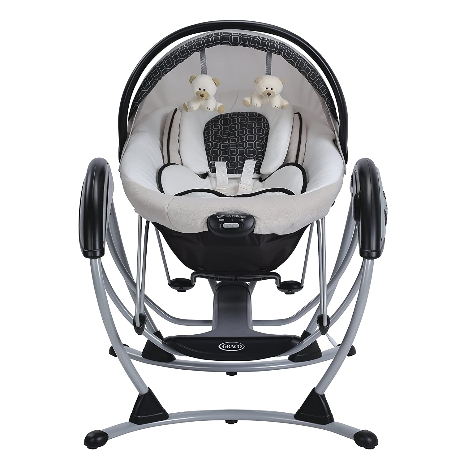 Full-sized model baby swing