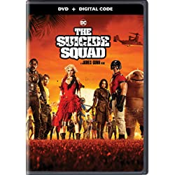 Suicide Squad, The: (DIG/DVD)