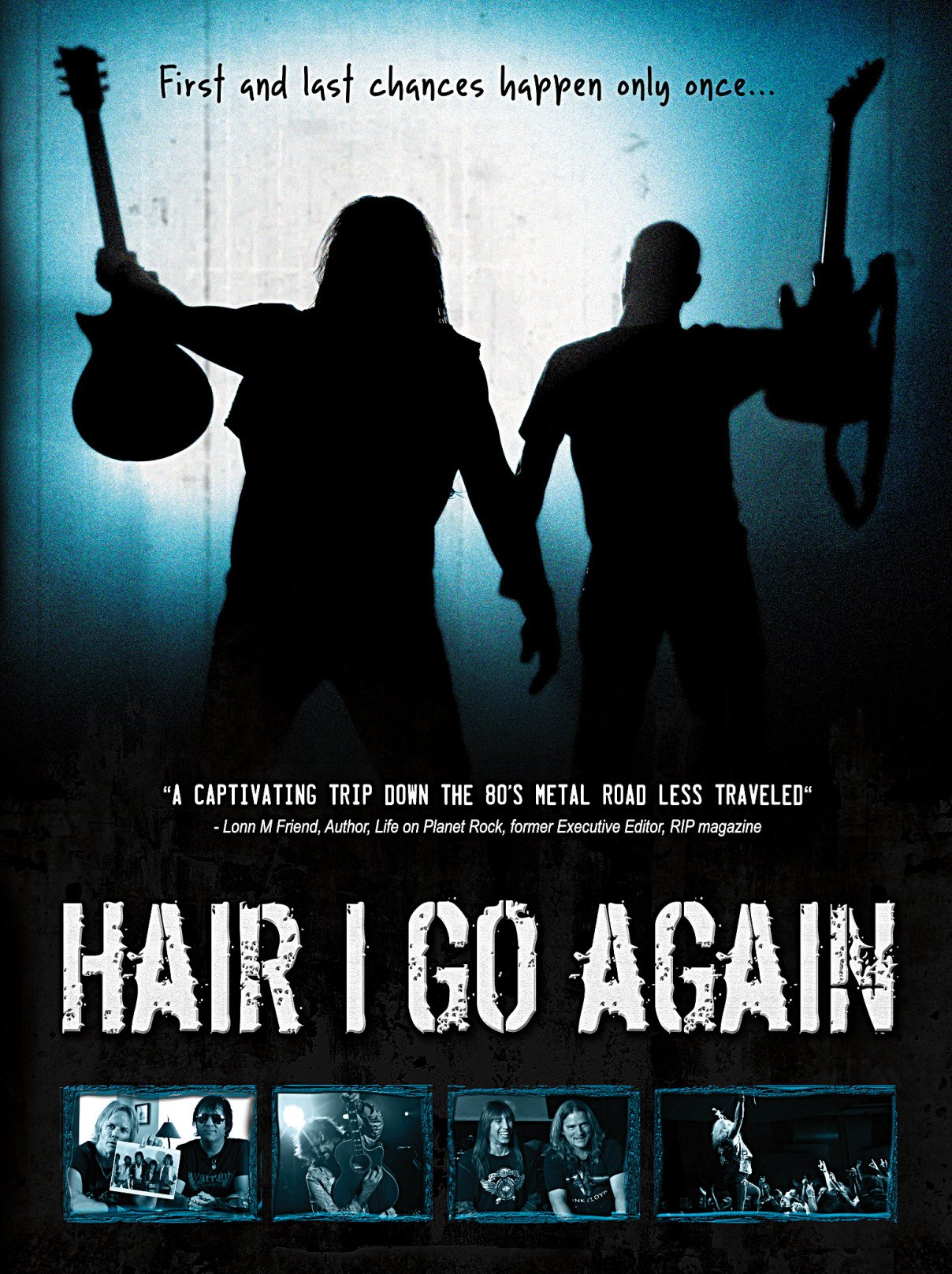 Hair I Go Again on Amazon Prime Video UK