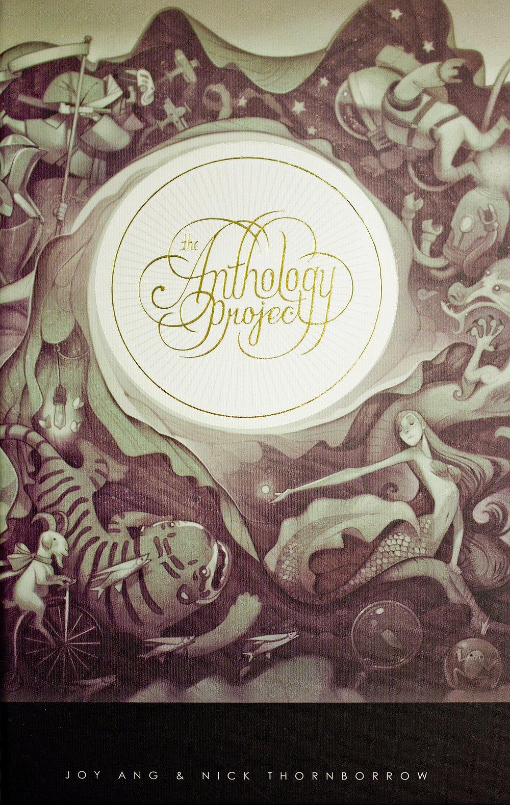 Anthology Project 2 The Anthology Project Volume