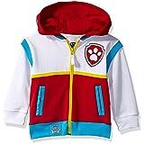 Nickelodeon Toddler Boys Paw Patrol Ryder Costume Hoodie, Multi, 3T (Color: Ryder Multi, Tamaño: 3T)