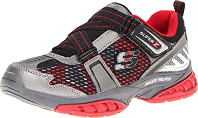 New Colorway Skechers 95438L Blaster Sneakers Shoe For Kids Outlet Multi-Colors
