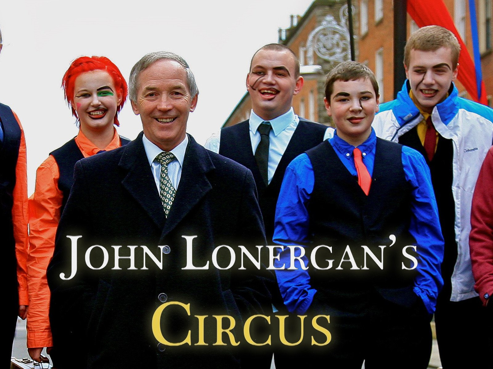 John Lonergan's Circus - Season 1