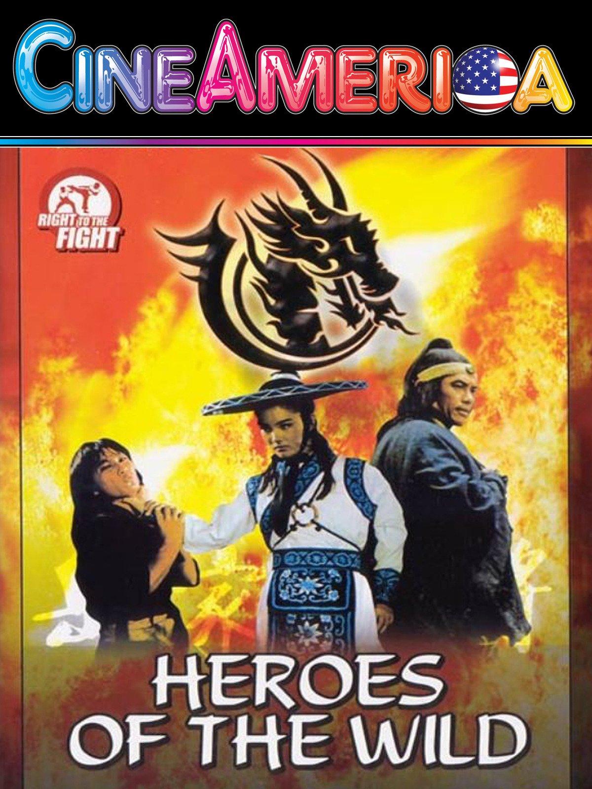 Hero of the Wild on Amazon Prime Video UK