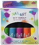 NPW Nail Art Mini Pens Rainbow Brights