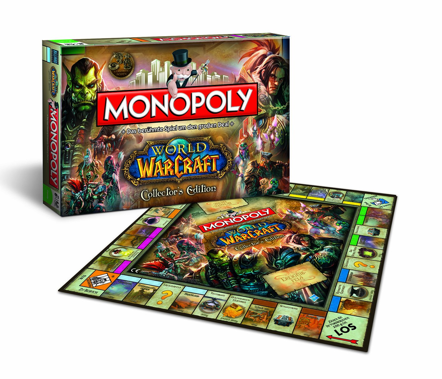 Word of Warcraft Monopoly