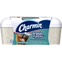 12-Pack Charmin Freshmates Flushable Wet Wipes (40-Count Tub)