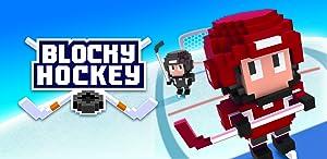 Blocky Hockey - Arcade Ice Runner from Full Fat