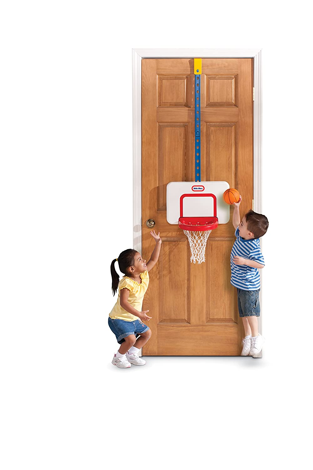 An Image of Little Tikes Attach 'n Play Basketball