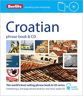 Berlitz Croatian Phrase Book & CD