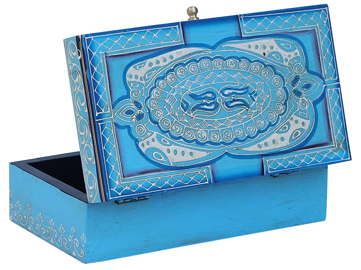 Jewelry Box Wooden Stylish Storage Keepsake Box