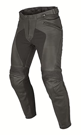 Dainese 1553686 Pony C2 Pelle Homme Noir Taille : 52