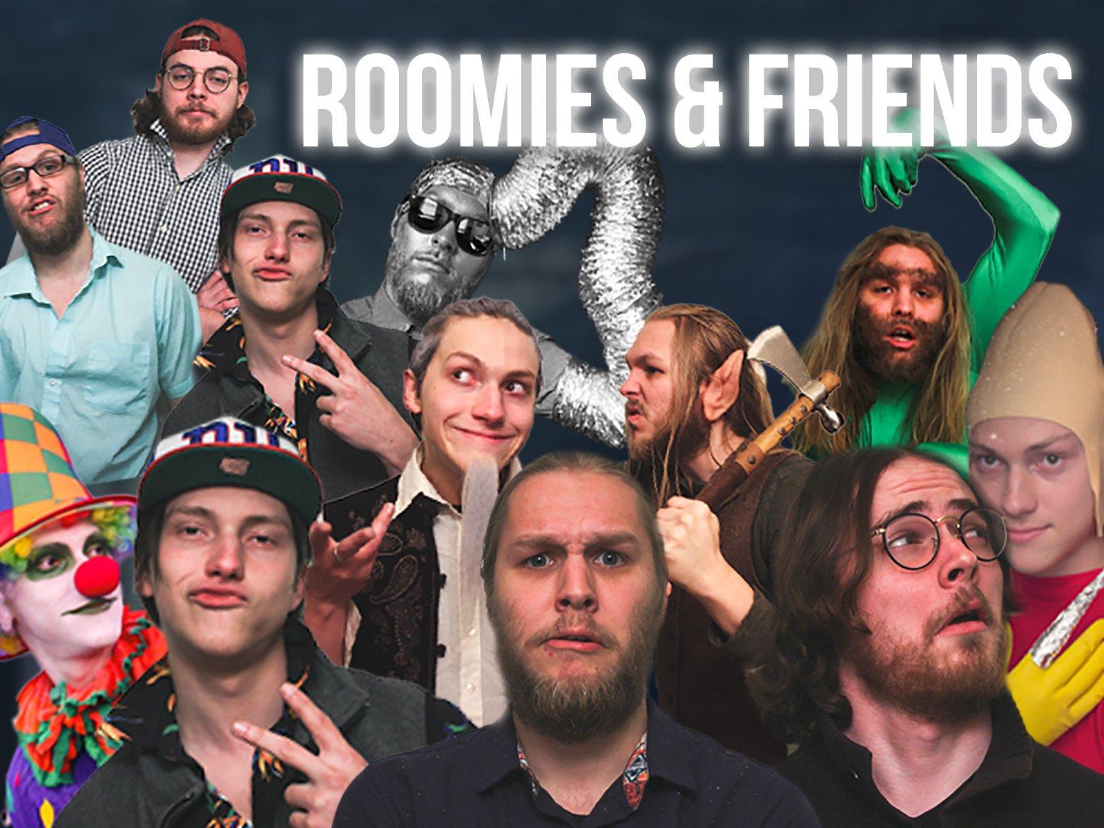 Roomies & Friends