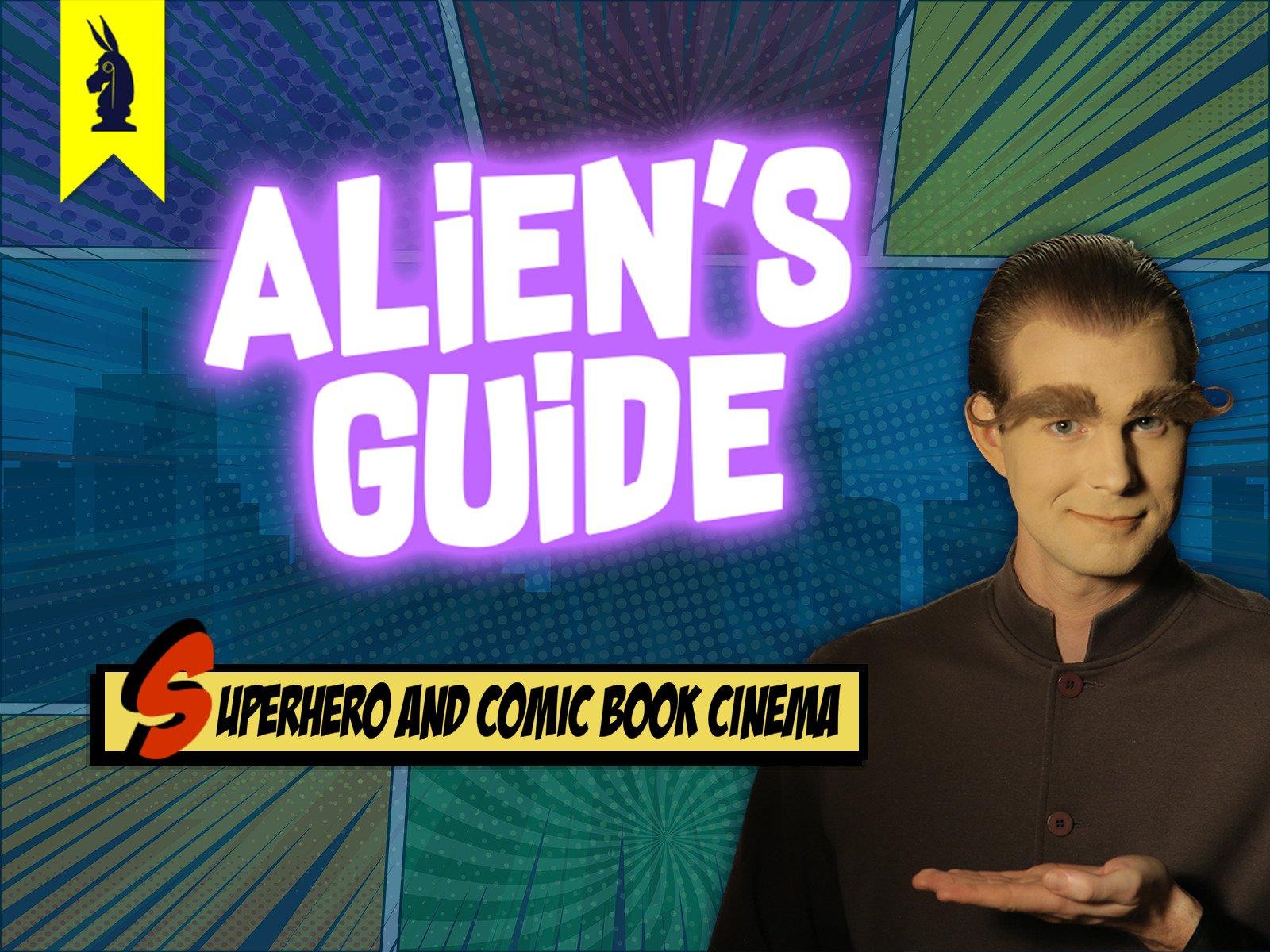 Alien's Guide to Cinema - Season 2