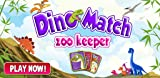 Zoo Keeper - Dino Match FREE Games