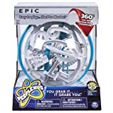 Perplexus Epic – Challenging Interactive Maze Game with 125 Obstacles (Color: Multicolor, Tamaño: Standard)