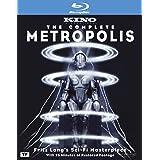 The Complete Metropolis [Blu-ray] (Color: black & white)