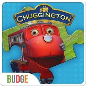 Gares Puzzle de Chuggington - Jeu de casse-t�te �ducatif pour enfants
