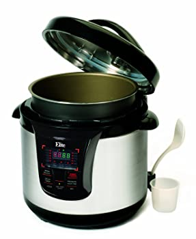 MaxiMatic EPC-808 Elite 8-Quart Electric Pressure Cooker Review