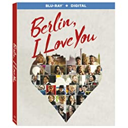 Berlin I Love You [Blu-ray]