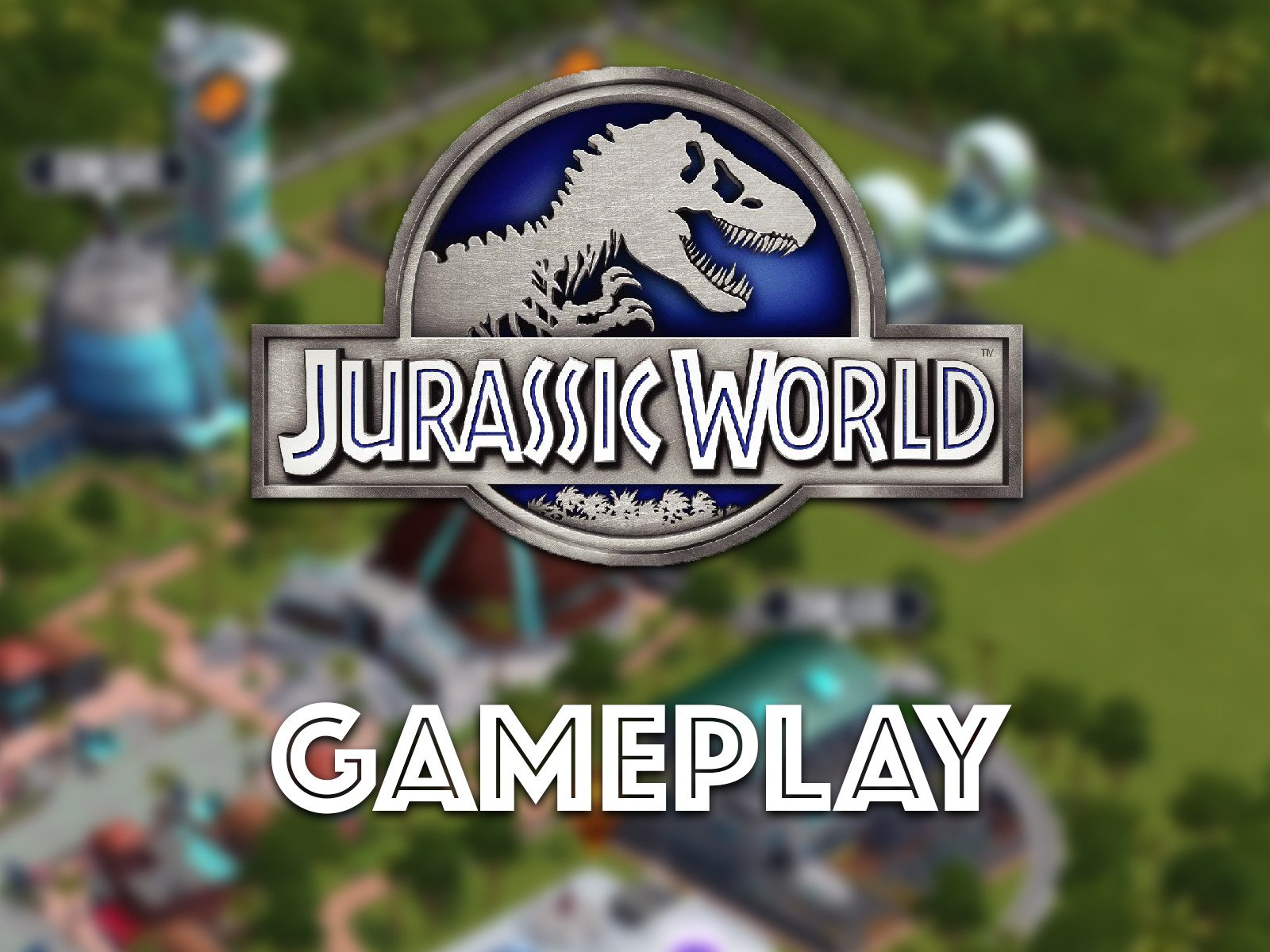 Clip: Jurassic World Gameplay