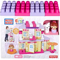 Mega Bloks First Builders Cozy Cottage Building Set