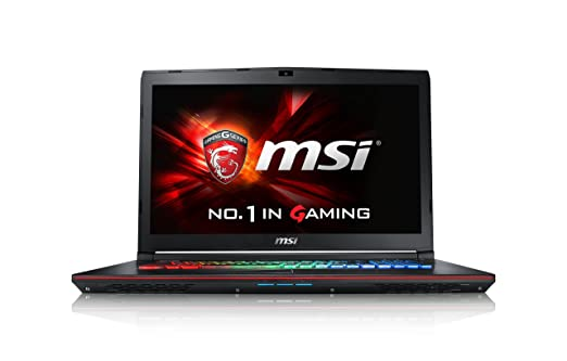 MSI GE62-6QF16H21 Notebook