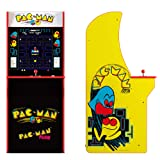 Arcade1Up Pac-Man - Classic 2-in-1 Home Arcade, 4ft (Color: Pac Man)