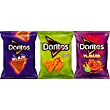 NEW Doritos Mix Up Doritos Blaze, Popping Jalapeño & Flamas 3.12 Oz (pack of 3) (Tamaño: pack of 3)