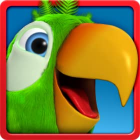Talking Pierre the Parrot Free (Pierre le perroquet qui parle)