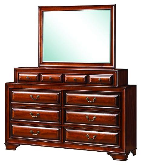 Glory Furniture G8850-D Bedroom Dresser, Cherry