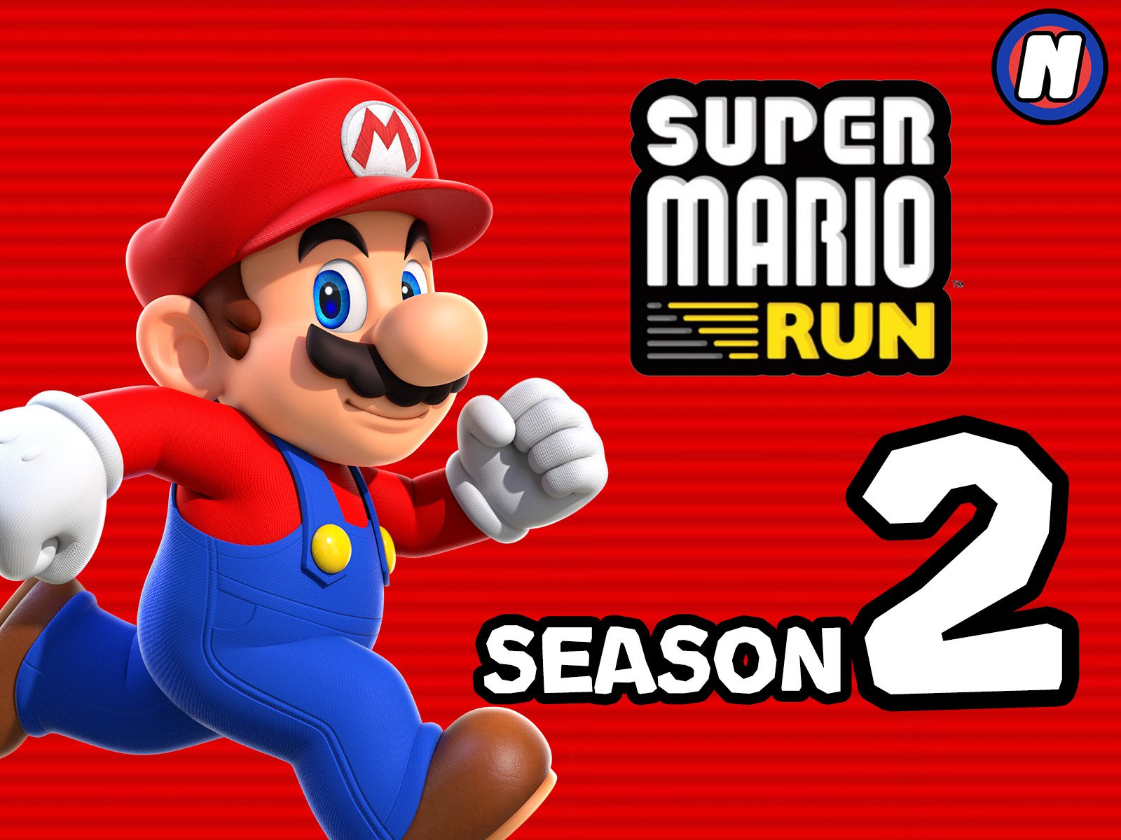 Clip: Super Mario Run Gameplay - Season 2