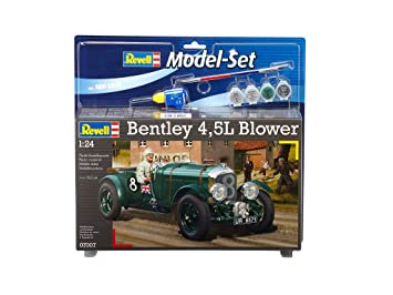 Revell - 67007 - Maquette De Voiture - Bentley Bowler - 4,5 L - 123 Pièces