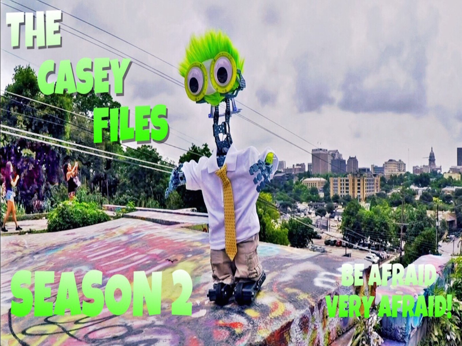 The Casey Files - Season 2