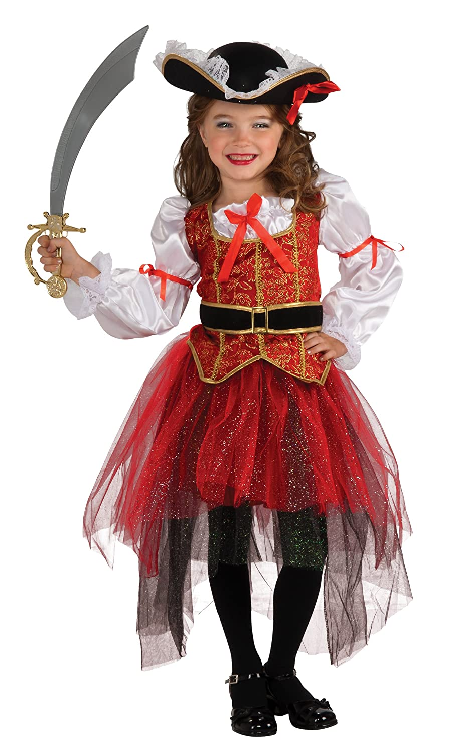 Diy Baby Girl Pirate Costume Princess of the Seas - Pirate