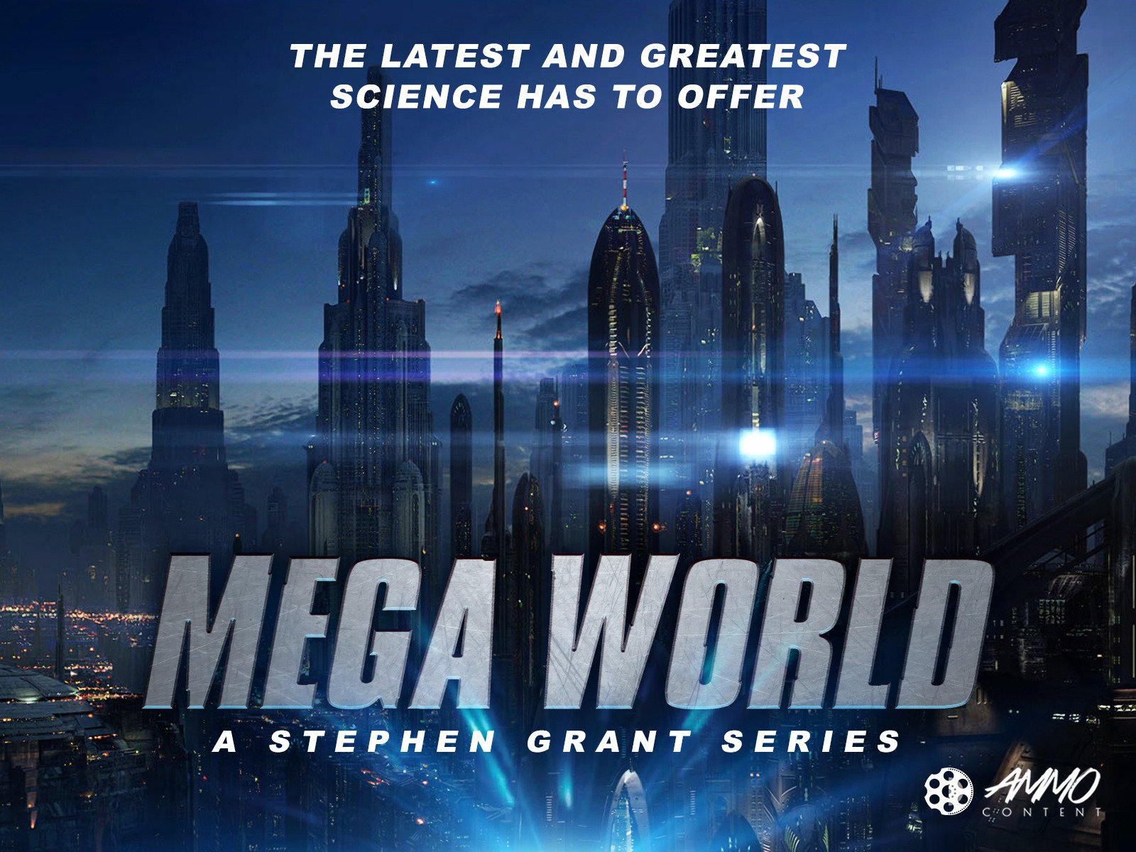 MegaWorld on Amazon Prime Video UK