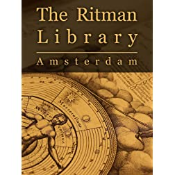 The Ritman Library - Amsterdam [Blu-ray]